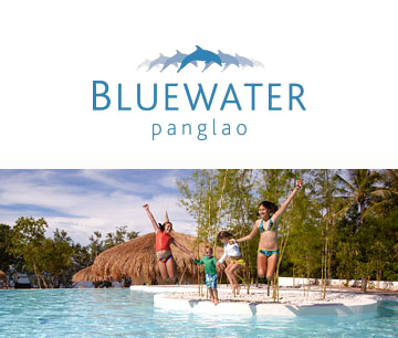 Bluewater Maribago-Banner